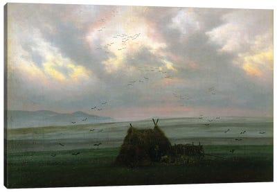 Waft Of Mist, c.1818-20 Canvas Print #BMN6440