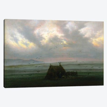 Waft Of Mist, c.1818-20 Canvas Print #BMN6440} by Caspar David Friedrich Canvas Art Print