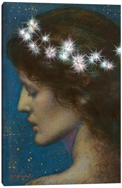 Night Canvas Art Print