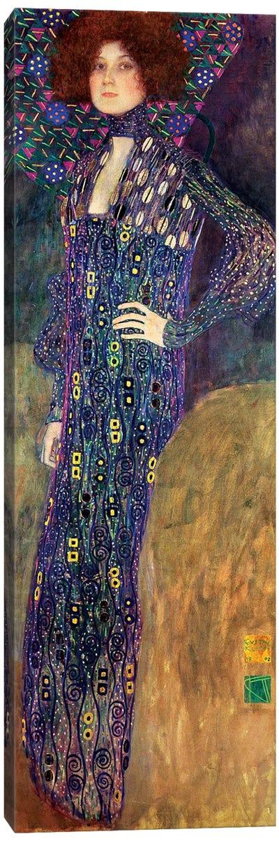 Emilie Floege, 1902 Canvas Art Print