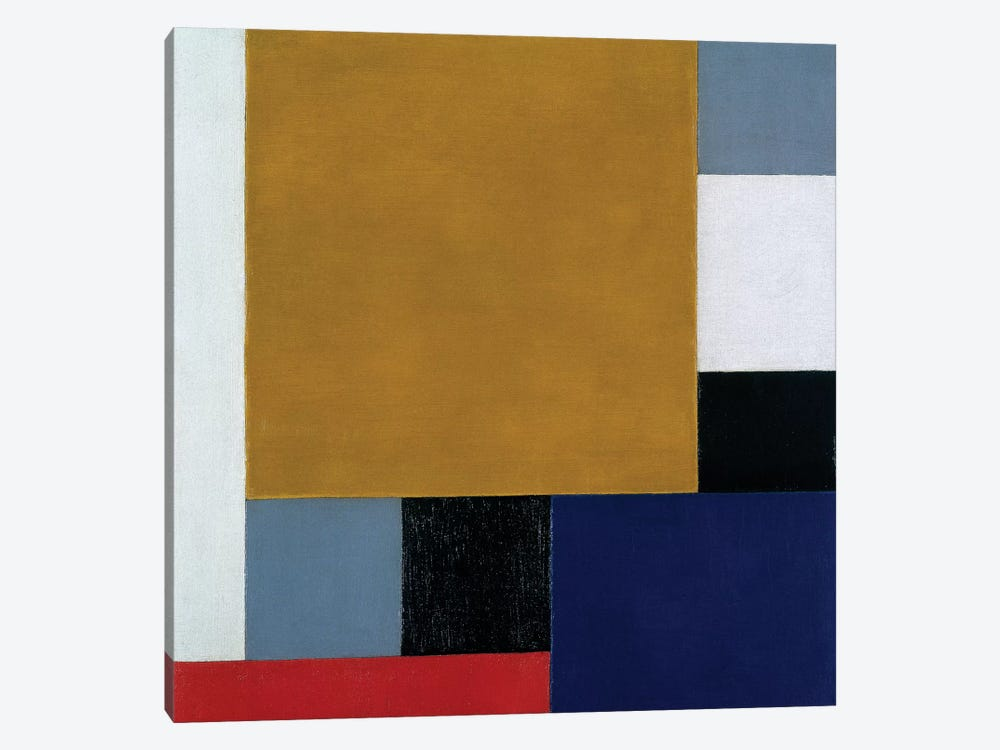 Composition 22, 1922 by Theo Van Doesburg 1-piece Canvas Art