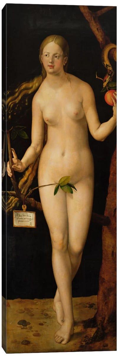 Eve, 1507 Canvas Art Print