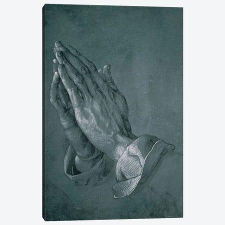 Hands Of An Apostle, 1508 Canvas Print #BMN6564} by Albrecht Dürer Canvas Print