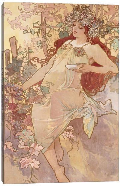 Autumn (Automne), c.1896 Canvas Art Print