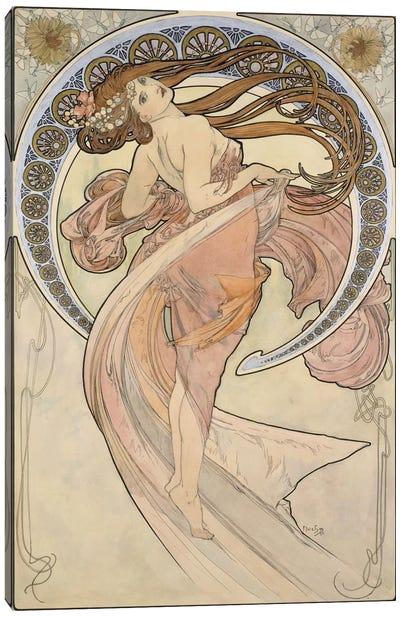 La Danse, 1898 Canvas Art Print