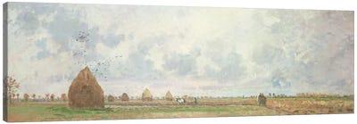 Four Seasons, Autumn, 1872 Canvas Art Print