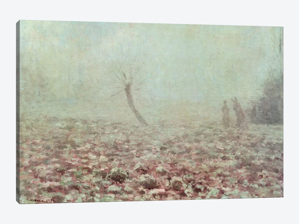 Landscape, 1874 1-piece Canvas Print