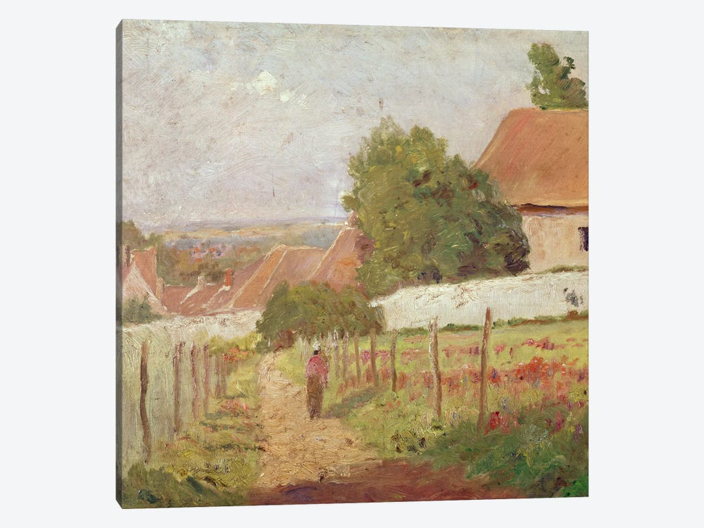 Paysage d'lle de France 1-piece Art Print