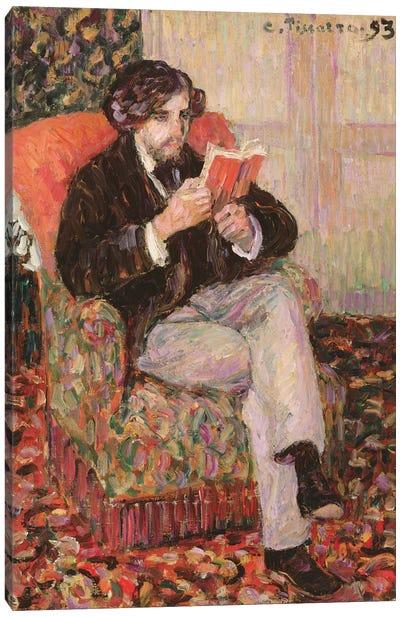 Portrait Of Felix, 1893 Canvas Art Print