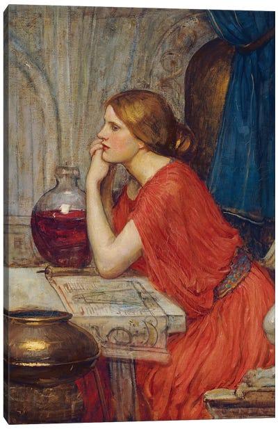 Circe, c.1911-14 Canvas Art Print