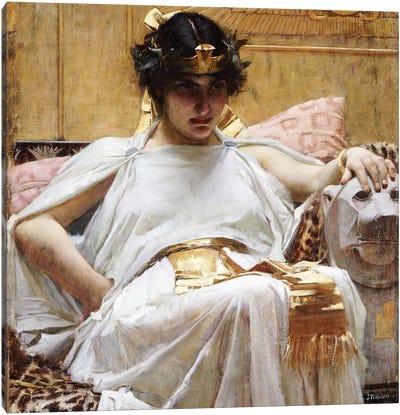 Cleopatra, c.1887 Canvas Art Print