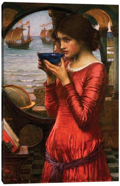 Destiny, 1900 Canvas Art Print