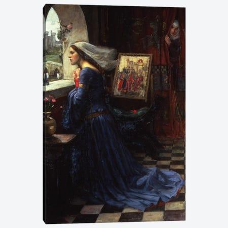 Fair Rosamund, 1916 Canvas Print #BMN6763} by John William Waterhouse Canvas Art