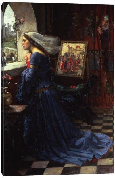 Fair Rosamund, 1916 Canvas Art Print