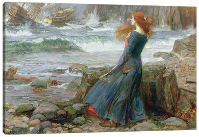 Miranda, 1916 Canvas Art Print
