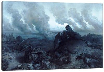 The Enigma, 1871 Canvas Art Print