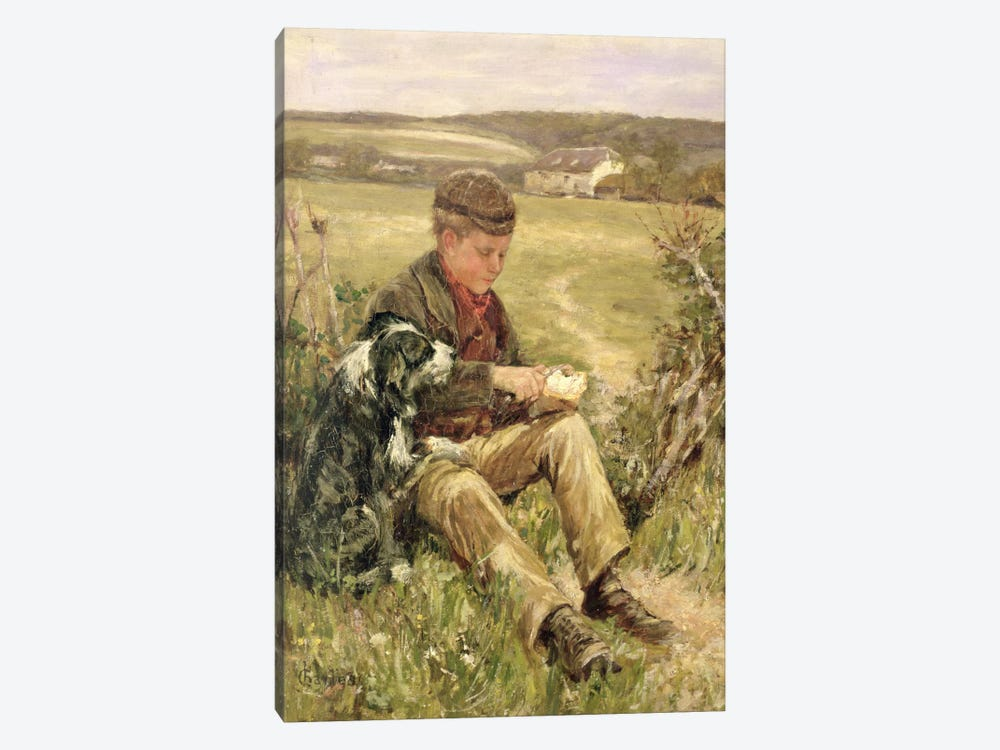 Companions by James Charles 1-piece Canvas Art Print