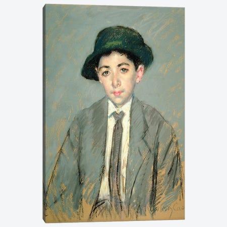 Portrait Of Charles Dikran Kelekian, 1910 Canvas Print #BMN6863} by Mary Stevenson Cassatt Art Print