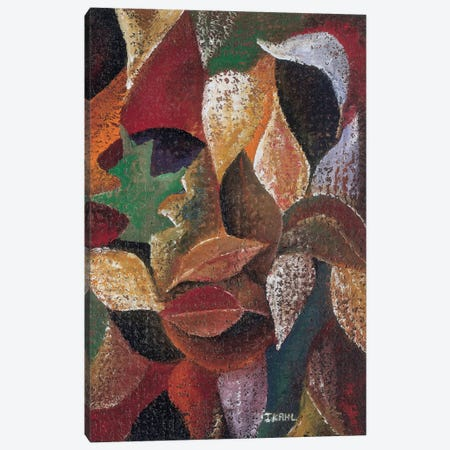 Autumn Leaves Canvas Print #BMN6944} by Ikahl Beckford Canvas Art Print