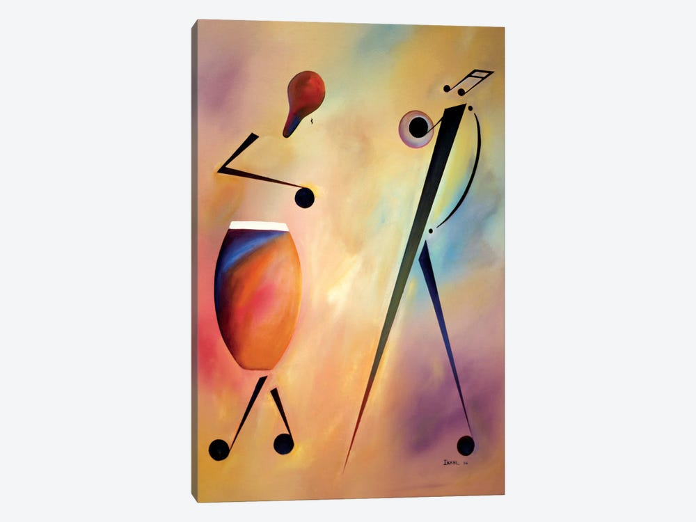 Congo by Ikahl Beckford 1-piece Canvas Wall Art