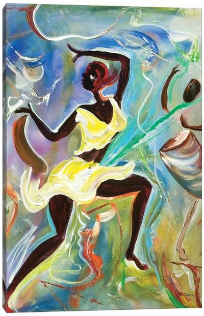 Kumina Canvas Art Print