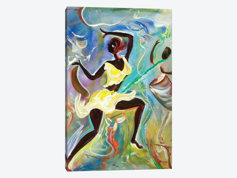 Kumina by Ikahl Beckford 1-piece Canvas Wall Art