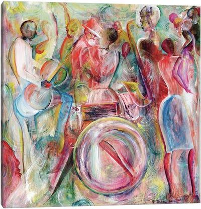 New Orleans Canvas Art Print