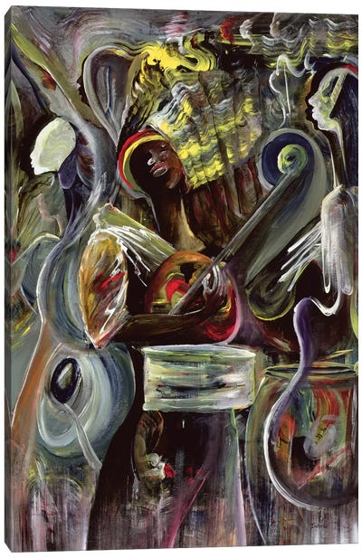 Pearl Jam Canvas Art Print