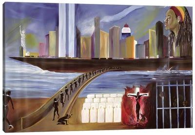 River Of Babylon Canvas Art Print