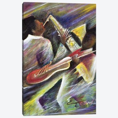 Session Canvas Print #BMN6967} by Ikahl Beckford Canvas Art Print