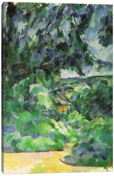 Blue Landscape, c.1903  Canvas Art Print