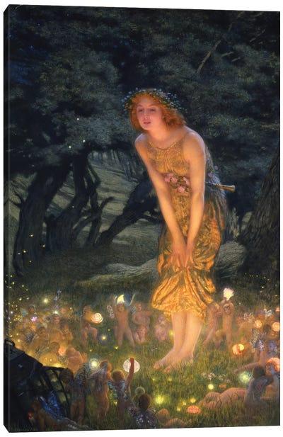 Midsummer's Eve Canvas Art Print