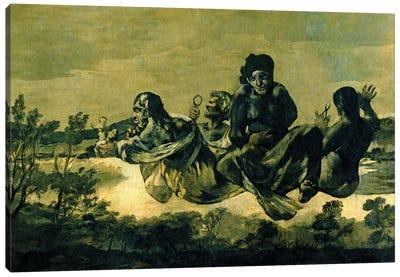 The Fates, 1819-23 Canvas Art Print