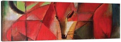 The Fox, 1913 Canvas Art Print
