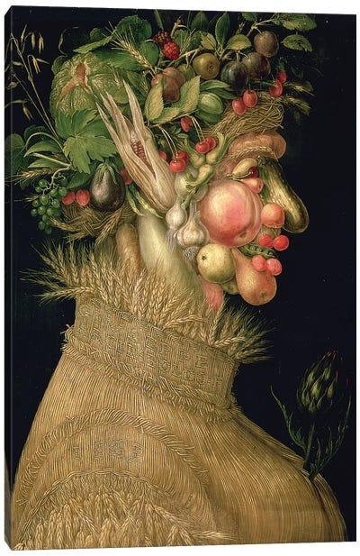 Summer, 1563 Canvas Art Print