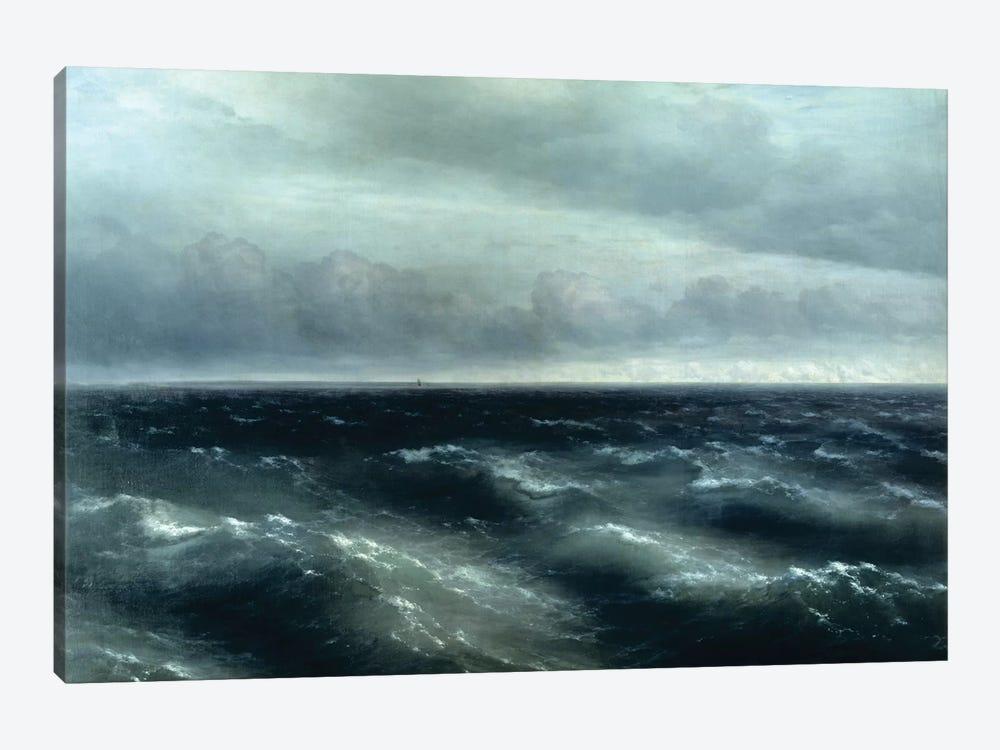 The Black Sea, 1881 by Ivan Aivazovsky 1-piece Art Print