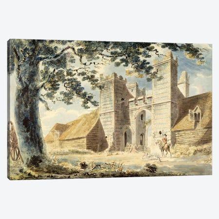 Dent de Lion, Margate, c.1791 Canvas Print #BMN7111} by J.M.W. Turner Canvas Art