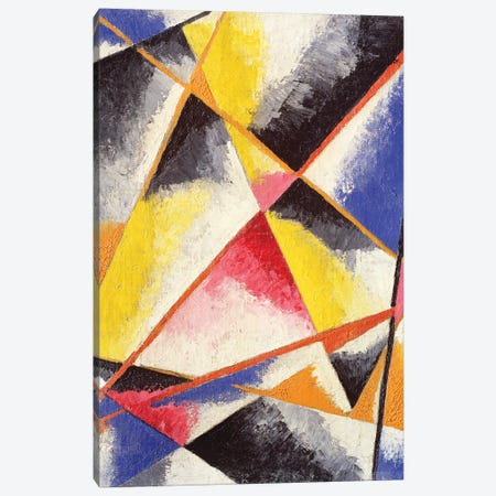 Untitled, c.1916 Canvas Print #BMN7164} by Lyubov Popova Canvas Art