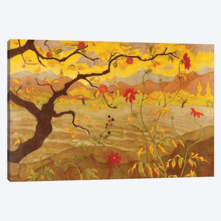 Pommier aux Fruits Rouges, c.1902 Canvas Print #BMN7171} by Paul Ranson Canvas Artwork