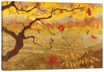 Pommier aux Fruits Rouges, c.1902 Canvas Art Print
