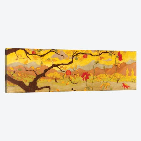 Pommier aux Fruits Rouges, c.1902 Canvas Print #BMN7172} by Paul Ranson Canvas Artwork