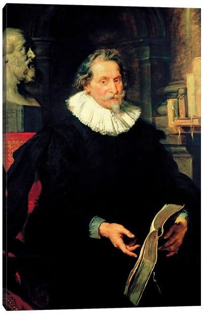 Portrait Of Ludovicus Nonnius, c.1627 Canvas Art Print