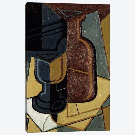 The Letter, 1921 (panel) Canvas Print #BMN71} by Juan Gris Canvas Print