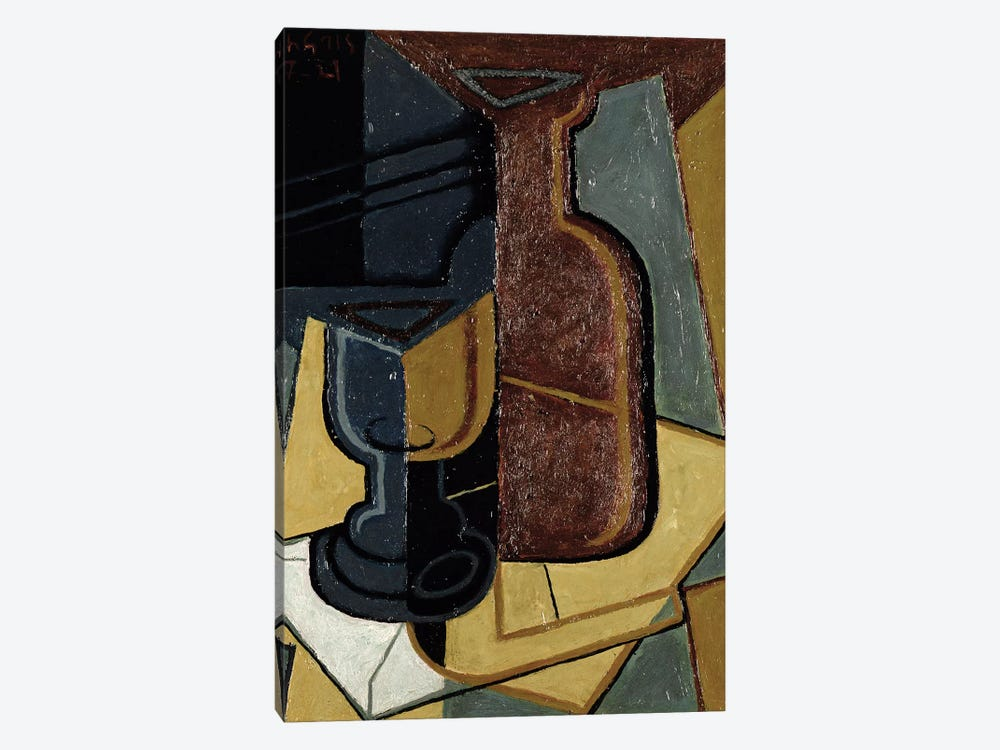 The Letter, 1921 (panel) by Juan Gris 1-piece Canvas Art
