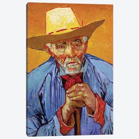 Portrait Of Patience Escalier, 1888 Canvas Print #BMN7220} by Vincent van Gogh Canvas Art
