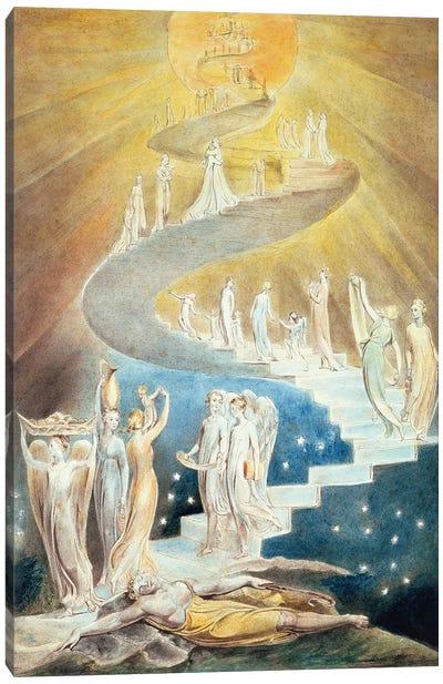 Jacob's Ladder Canvas Art Print