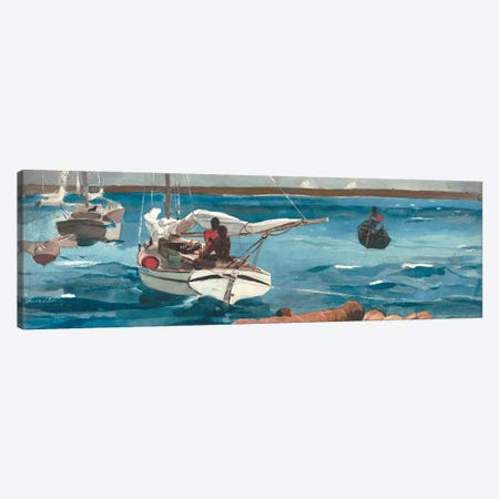 Nassau, 1899 Canvas Print #BMN7249} by Winslow Homer Canvas Art