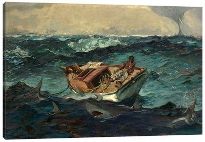 The Gulf Stream, 1899 Canvas Art Print