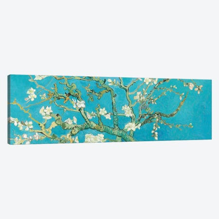 Almond Blossom 3-Piece Canvas #BMN7288} by Vincent van Gogh Canvas Art