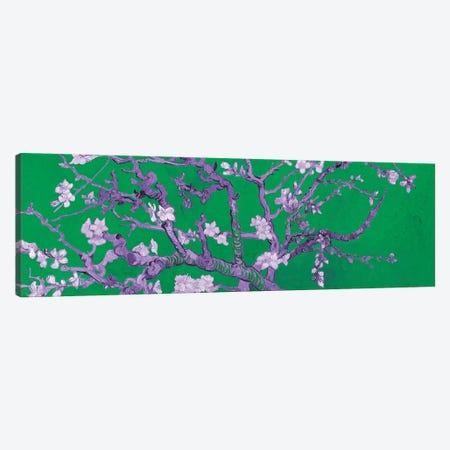 Almond Blossom On Green Canvas Print #BMN7291} by Vincent van Gogh Canvas Art Print
